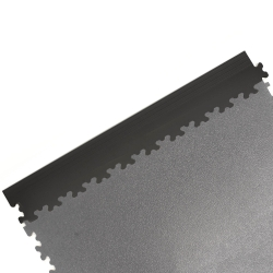 Black Dovetail Edging For TekTile System - 4 pack