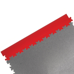 Red Dovetail Edging For TekTile System - 4 pack