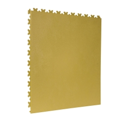 TekTile Leather Beige Finish with Excel Hidden Interlock