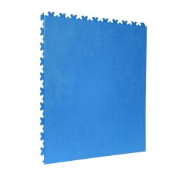 TekTile Leather Blue Finish with Excel Hidden Interlock