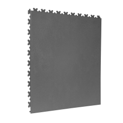 TekTile Leather Dark Grey Finish with Excel Hidden Interlock