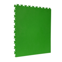 TekTile Leather Green Finish with Excel Hidden Interlock