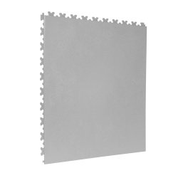 TekTile Leather Light Grey Finish with Excel Hidden Interlock