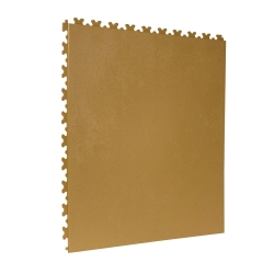 TekTile Leather Tan Finish with Excel Hidden Interlock