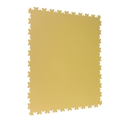TekTile Textured Beige Finish with Dovetail Interlock