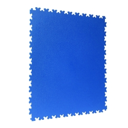 TekTile Textured Blue Finish with Dovetail Interlock