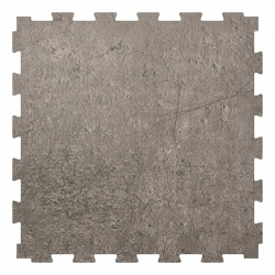 TekTile Urban Range: Brown Concrete Seamless Finish