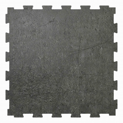 TekTile Urban Range: Black Concrete Seamless Finish