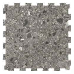 TekTile Urban Range: Dark Grey Pebble Seamless Finish